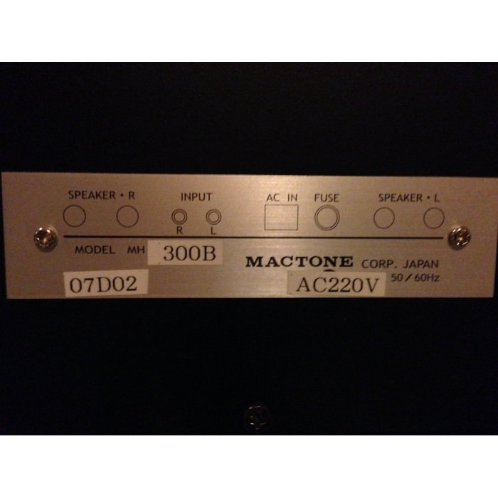 Mactone MH-300B