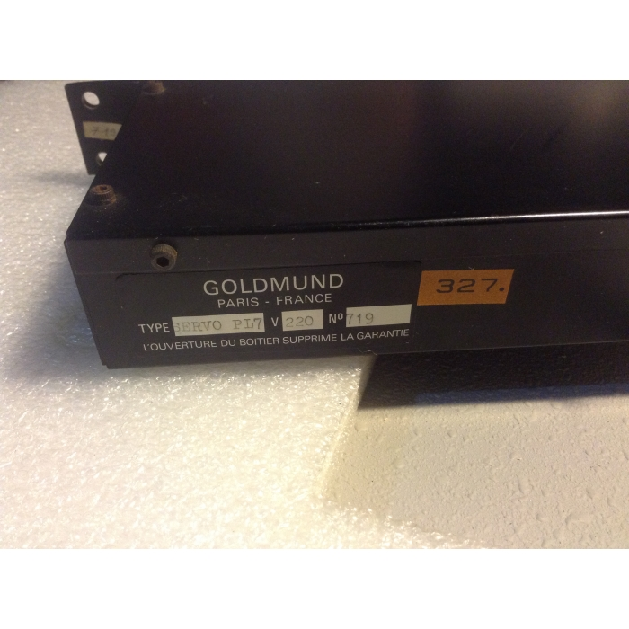 Goldmund T3 + PL 7