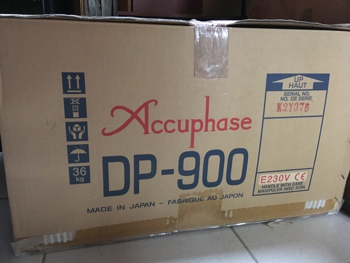 Аccuphase dp-900
