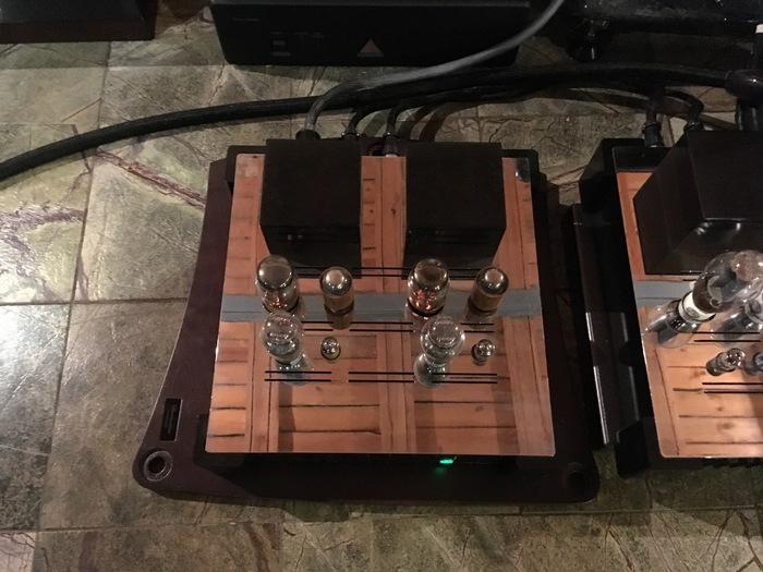 Оконечный усилитель Nightingale Gala Amplifier