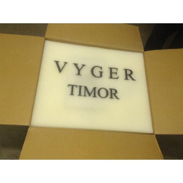 V. Y. G. E. R Timor