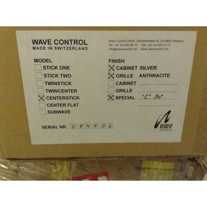 Центральный канал Wave Control Centerstick