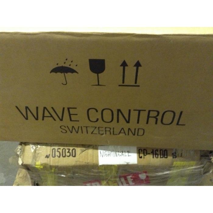 Центральных канал Wave Control Center Flat