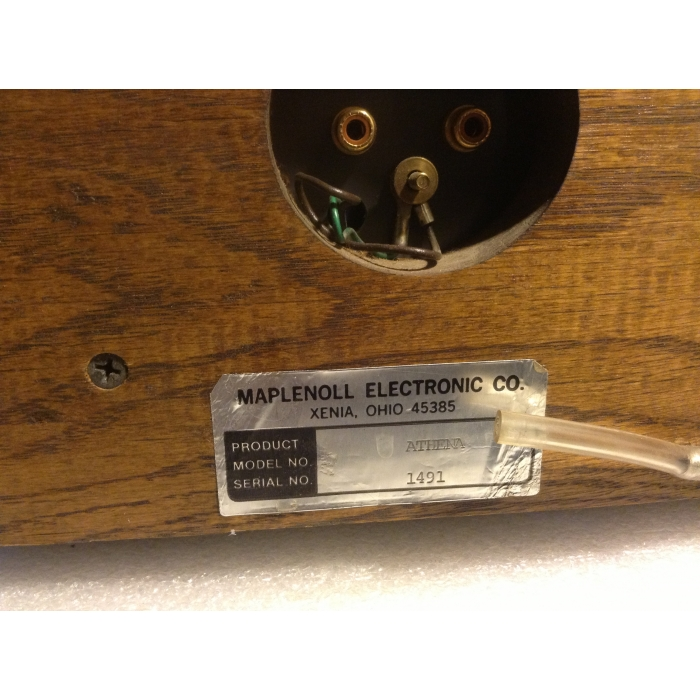 Maplenoll electronic Athena