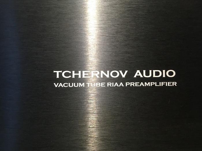 Chernov audio