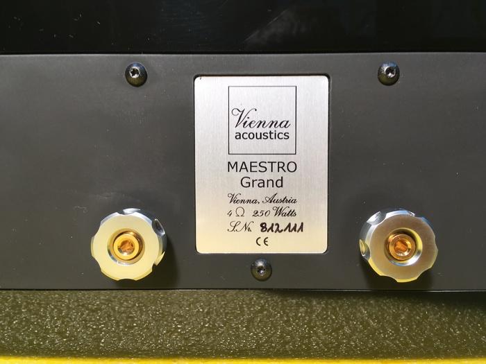 Центральный канал vienna acoustics Maestro Grand