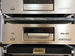 Accuphase DC91 + Accuphase DP90