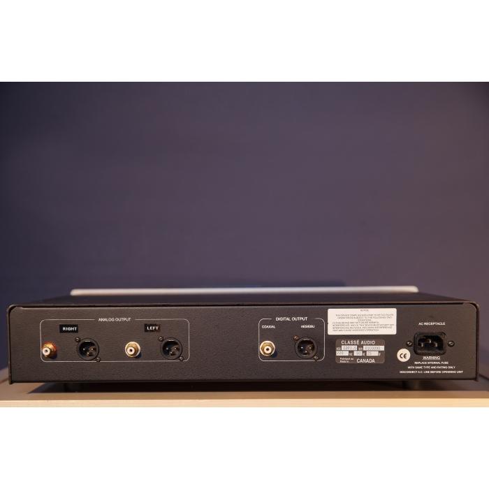 Classe audio CDP 1.5