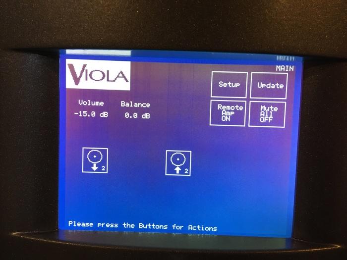 Viola bravo MK2 + spirito