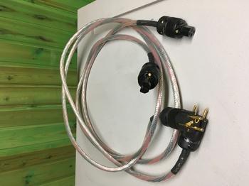2 штуки Сетевых кабелей Nordost Valhalla Power 2 м