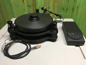 SME Model 15 + SME Series M2-9 + Ortofon MC A95