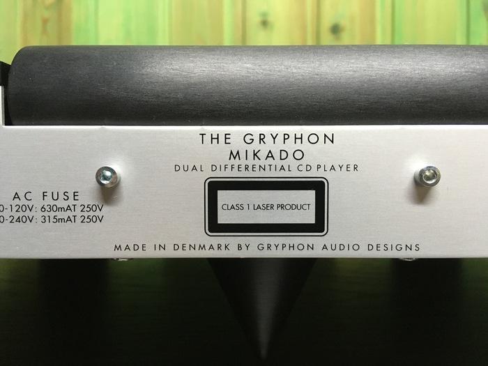Комплект Gryphon Antileon Signature+Prelude+Mikado