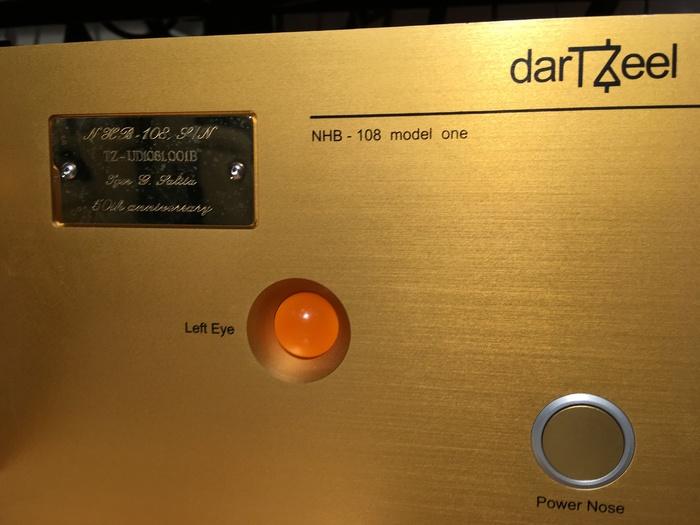 Оконечный усилитель darTZeel NHB-108 model one