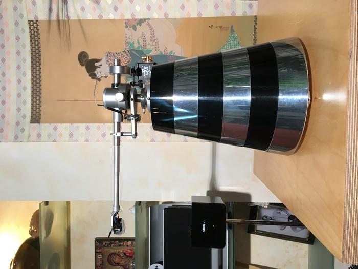 VPI JMW 10 + VPI JMW Tonearm Base + Denon DL-103R