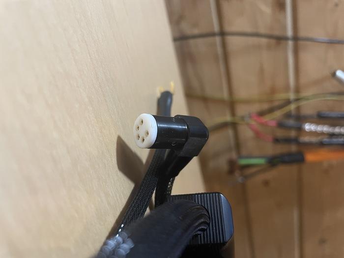 Фоно кабель Transparent Reference Phono