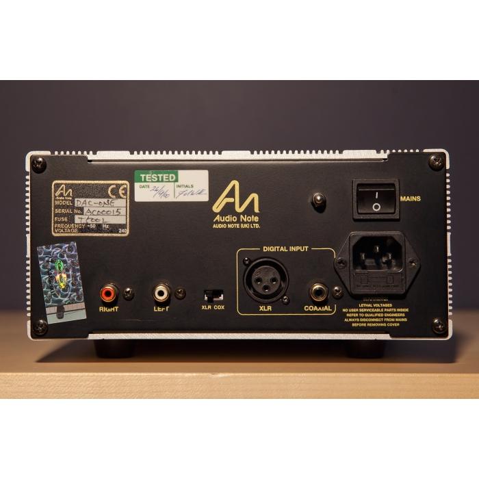 Audio Note DAC One 1x