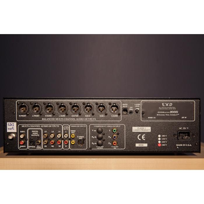 EAD dvdmaster 8000