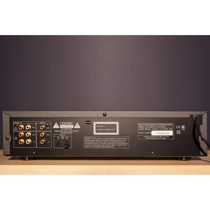 Сd рекордер NAD C660